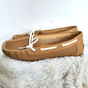 NWOB Nature Breeze Perforated Slip On Loafers 7.5